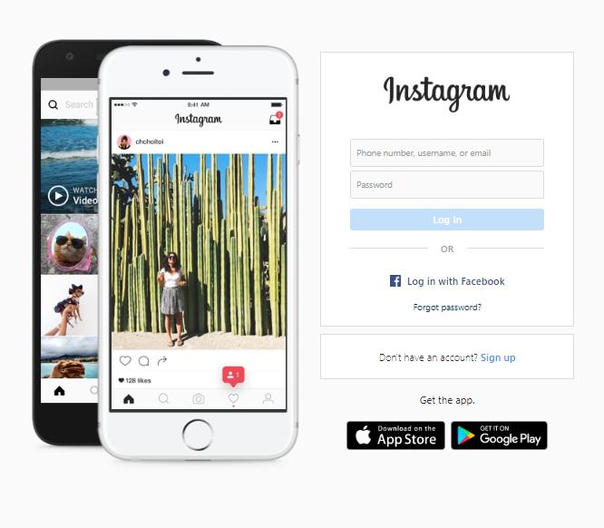 Instagram Web: como funciona