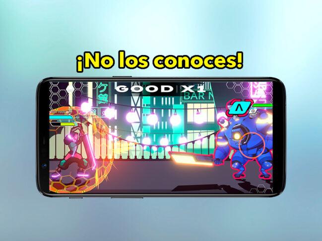 9 juegos Android gratis espectaculares