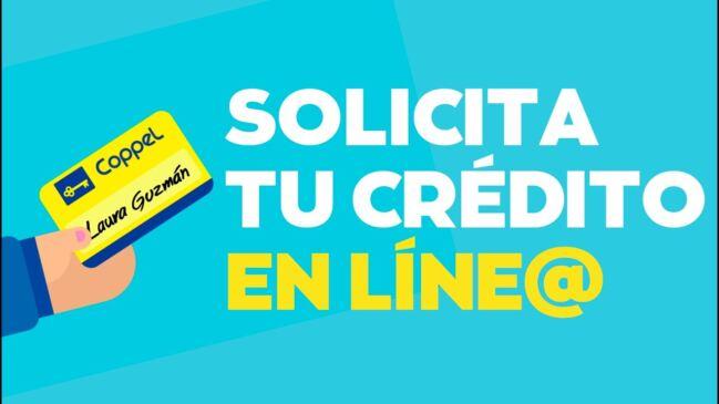 Solicitar Crédito Coppel en línea