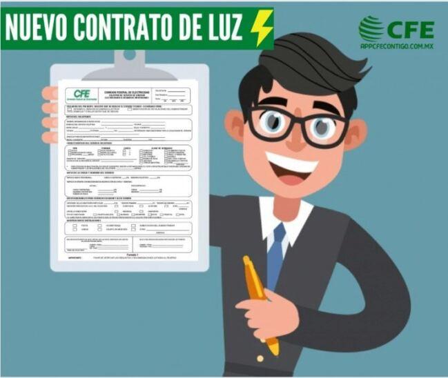 Contrato CFE ⇨ Pasos para hacerlo online