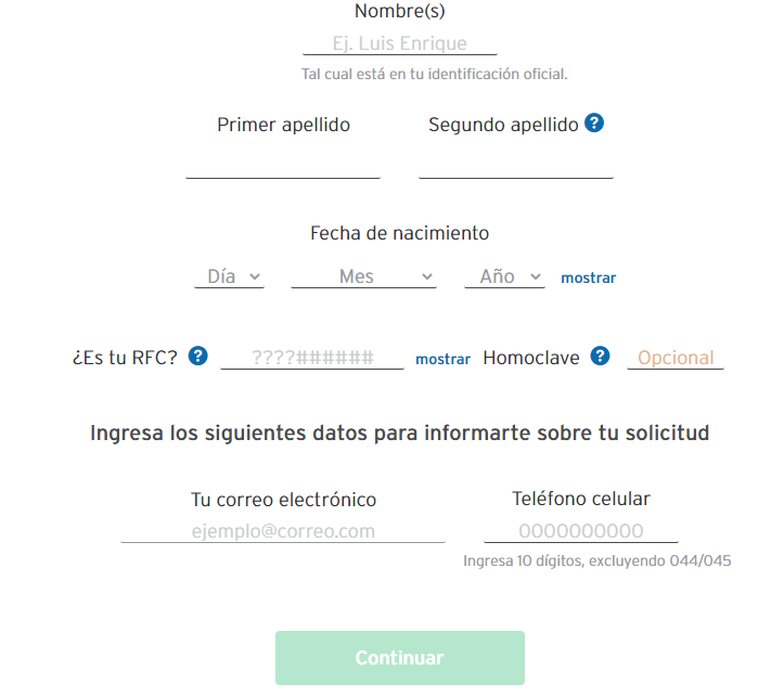 💸Solicitar la Tarjeta Citibanamex Simplicity