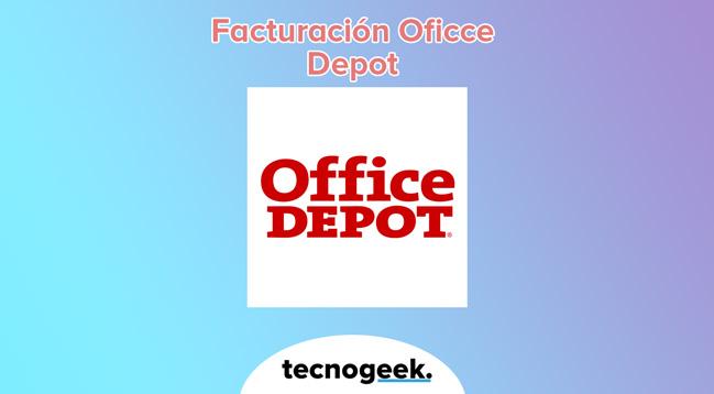 📜Facturación OFICCE DEPOT