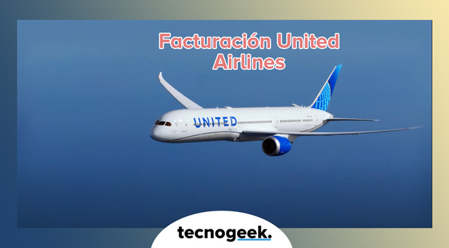 📜Facturación UNITED AIRLINES