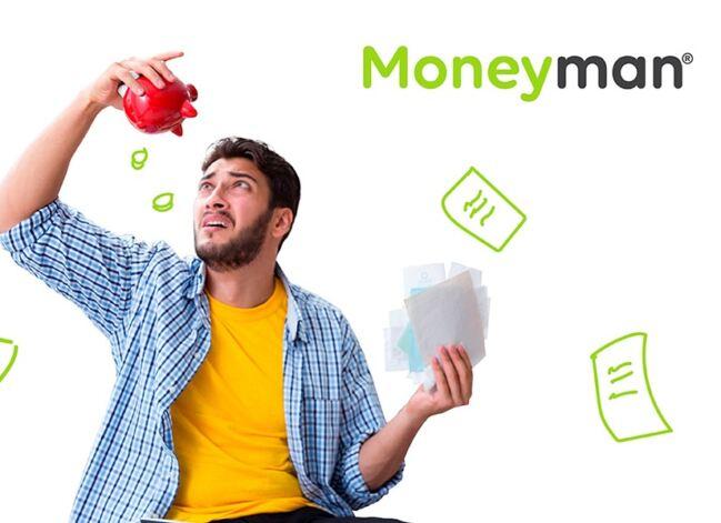 MoneyMan: solicitar un préstamo express online