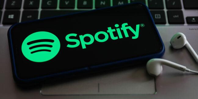 Cómo cambiar correo de Spotify
