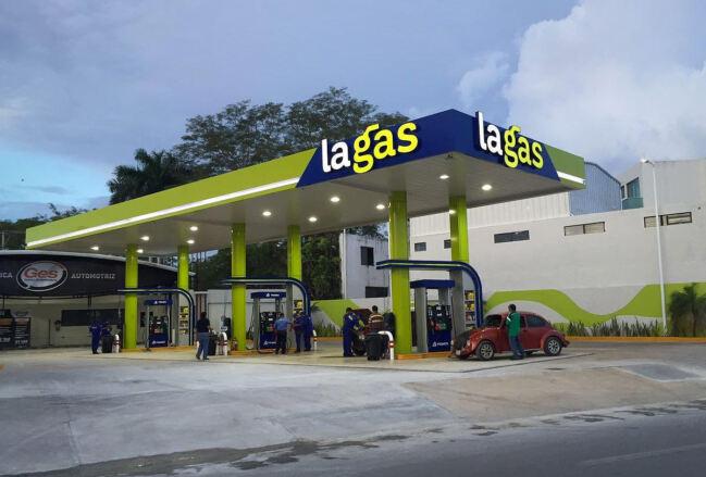 🚗Facturación La Gas