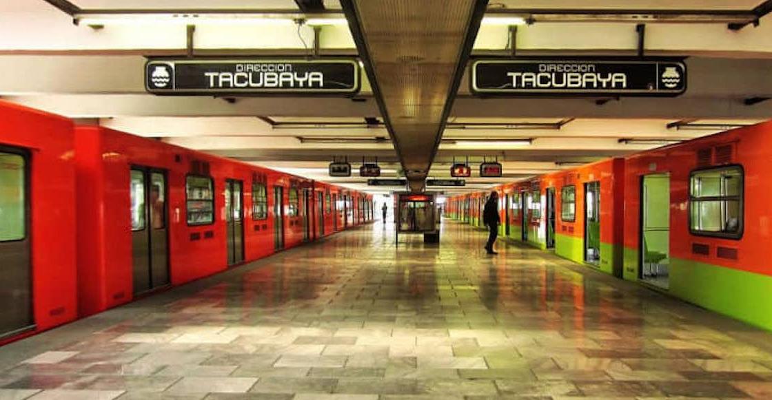 🚎Mapa del metro Ciudad de México